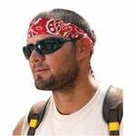 Chill-Its� Neck Cooling Bandanas - Blue