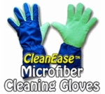 CleanEase�  Microfiber Cleaning Gloves
