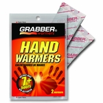 Grabber� Instant Hand Warmers (40 Pair Case)