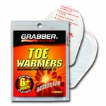 Grabber� Instant Toe Warmers (40 Pair Case)