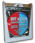 Hot/Cold Food Storage Bag