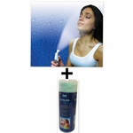 ***SPECIAL DEAL*** Cool Downz� Personal Body Water Mister + Cooling Towel