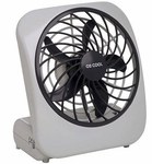 "O2 Cool 5"" Battery Operated Portable Fan"