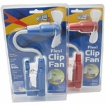 o2 Cool Battery Flexi Clip-on Fan