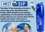 O2cool™ Mist N' Sip™ Bottle