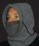 PolarEx� 6-in-1 Fleece Hood