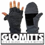 PolarEx� Fleece Glomitts Flip Top Miittens