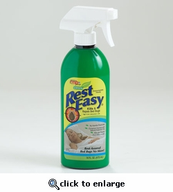 Rest Easy Bed Bug Spray 16 fl. oz.