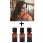 ***SPECIAL DEAL***  Nature's Approach� Neck Herbal Pack + SpaRoom� Everyday Essential Oils 3-Pack 10ML