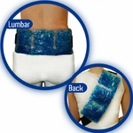 TheraGems� Back & Lumbar Pack by Cool Downz�