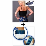 ***SPECIAL DEAL*** Nature's Approach� Lumbar Belt Herbal Pack + TheraGems� Back & Lumbar Pack by Cool Downz�