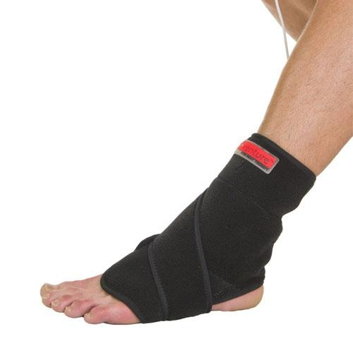 Venture Heat™ At-Home FIR Heat Therapy Ankle Wrap