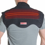 Venture Heat™ At-Home FIR Heat Therapy Neck and Shoulder Wrap