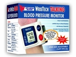 WrisTech� Talking Blood Pressure Monitor