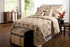 Green Land Home Fashions Andorra  King Quilt Set