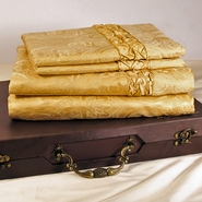 Royalty Collection Silk King Sheet Set