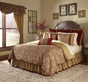 Veratex Cordovan Full Comforter Set
