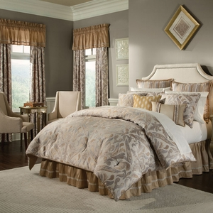 Veratex Francesca Full Comforter Set