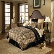 Veratex Lepardi Queen Comforter Set