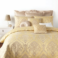 Waterford Kelsey Wheat Queen Comforter Set