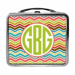 Chevron Multi Lunchbox