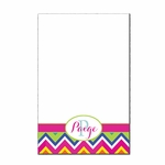 Fiesta Chevron Large Notepad