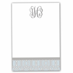 Imperial Trellis Large Notepad