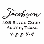 New--Jacobson PSA Address Stamp