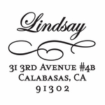 New--Lindsay PSA Address Stamp