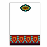 Navajo Large Notepad