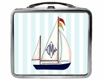 Sailboat Lunchbox