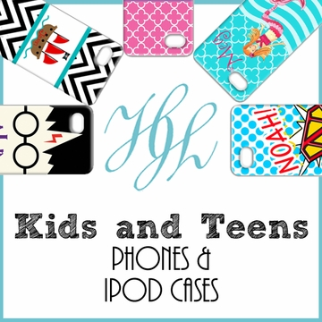 *SALE* Kids & Teens Phone Case and iPods
