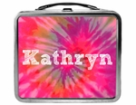 Tye-Dye Lunchbox