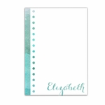Watercolor Large Notepad