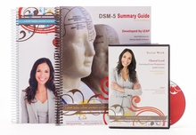 2017 LEAP Clinical Comprehensive Study Guide PLUS Audio Course AND DSM-5 Summary Guide eBook Package