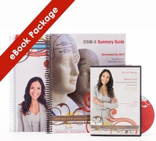 2017 LEAP Masters Comprehensive Study Guide PLUS Audio Course AND DSM-5 Summary Guide eBook Package