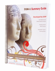2017 LEAP DSM-5 Summary Guide