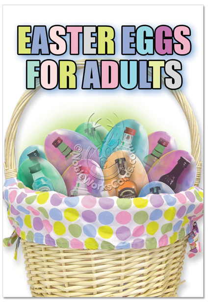 Humorous Adult Easter Cards 23