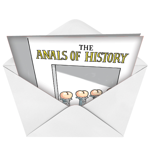 Anals of history