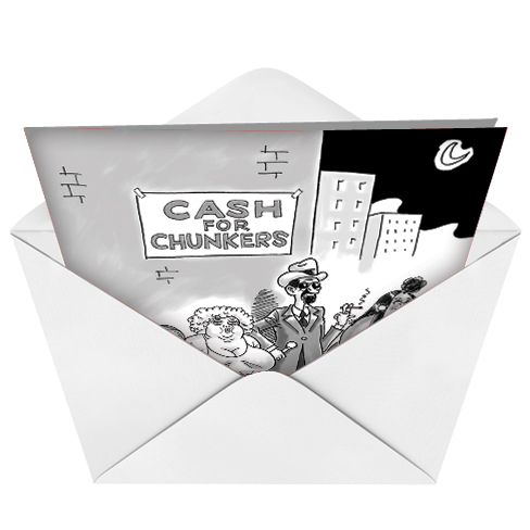 cash for chuckers