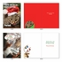Cat-Mass Cards Christmas Paper Card By Nobleworks image 1