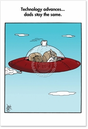 Cup On Saucer Card