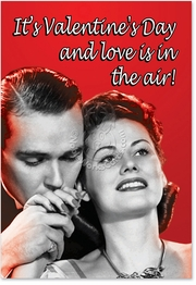Love In The Air Card
