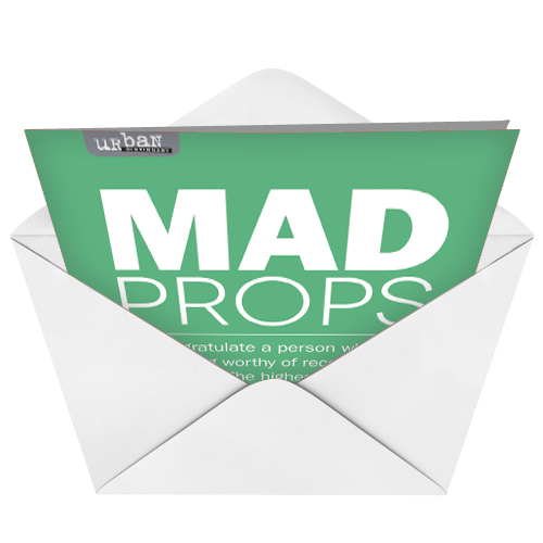 Mad Props Udecide Products Congratulations Paper Card
