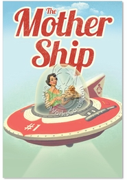 Mother Ship Card