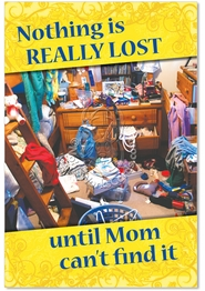 Nothing Lost Mom Card