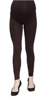 9fashion Maternity Sava Long Leggings Chocolate Brown
