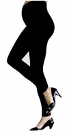 9fashion Maternity Sava Long Leggings Black