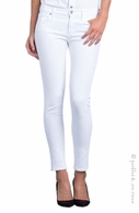 Citizens of Humanity Maternity Underbelly Avedon Skinny White