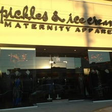 Dallas, TX Maternity Clothing Store - Click to enlarge